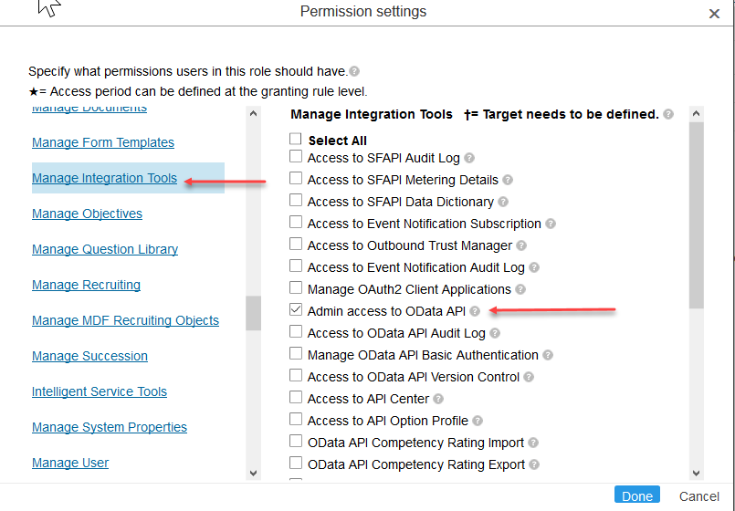 Inbound Provisioning from SAP SuccessFactors